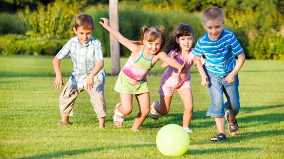 Group Games For Children